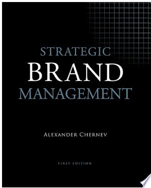 Strategic Brand Management - ISBN:9781936572342