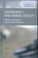 Delinquency and Animal Cruelty
