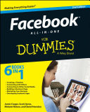 Facebook All in One For Dummies