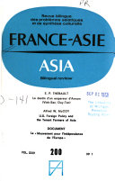 France-Asie/Asia