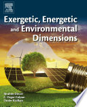Exergetic  Energetic and Environmental Dimensions