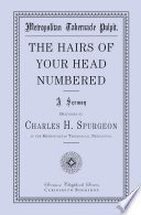 The Hairs of Your Head Numbered