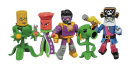 Plants Vs  Zombies Garden Warfare 2 Minimates Box Set