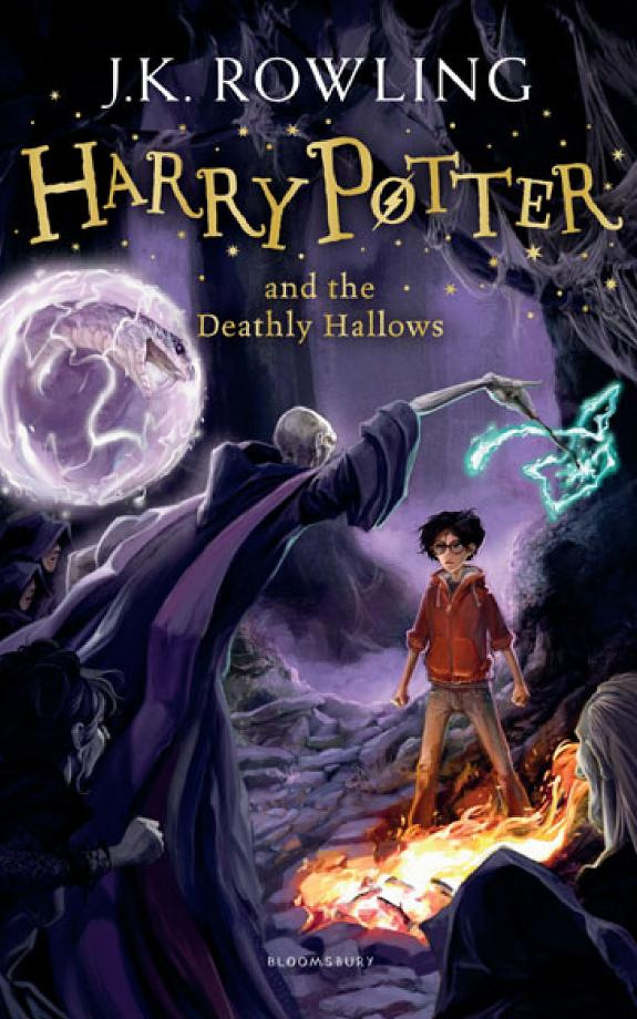 Harry Potter and the Deathly Hallows / J.K. Rowling.- London [etc.] : Bloomsbury , 2014