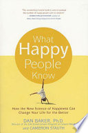 What Happy People Know Book PDF