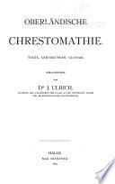 Rhätoromanische texte