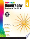 Spectrum Geography  Grade 4