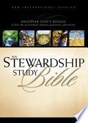 NIV Stewardship Study Bible