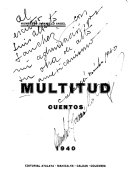Multitud - Humberto Jaramillo Ángel
