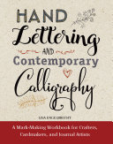 Modern Calligraphy and Hand Lettering In Popularity Over The Last Several Years From
