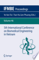 5th International Conference on Biomedical Engineering in Vietnam
