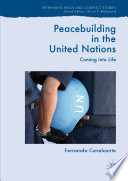 Peacebuilding In The United Nations