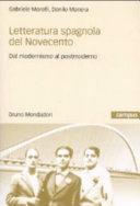 Letteratura spagnola del Novecento