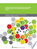 Discovery And Total Synthesis Of Bio Functional Natural Products From Traditional Medicinal Plants