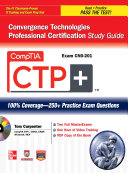 download ebook comptia ctp+ convergence technologies professional certification study guide (exam cn0-201) pdf epub