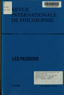Revue Internationale de Philosophie