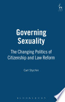 Governing Sexuality