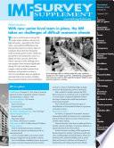 IMF Survey Supplement 2001