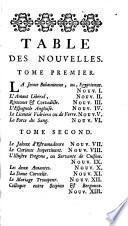 Nouvelles exemplaires de Michel de Cervantes Saaverdra ...