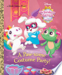 A Paw some Costume Party   Disney Palace Pets Whisker Haven Tales