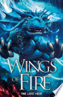 Wings of Fire 2  The Lost Heir