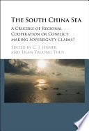 The South China Sea : conflict and represents a core contemporary security...