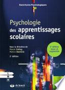 Psychologie des apprentissages scolaires