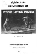 A Guide to the Prevention of Weight lifting Injuries