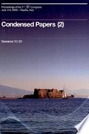 2nd Fib Congress In Naples Italy Vol2