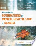 Morrison Valfre S Foundations Of Mental Health Care In Canada 1e