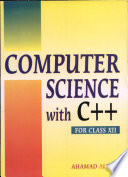 Computer Science With C++ Programming - Class Xii