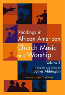 Ebook Readings in African American Church Music and Worship Epub James Abbington Apps Read Mobile