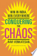 Ebook Conquering the Chaos Epub Ravi Venkatesan Apps Read Mobile