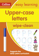Upper Case Letters Age 3-5