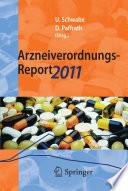Arzneiverordnungs Report 2011