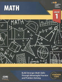 Core Skills Mathematics Workbook Grade 1