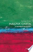 Magna Carta  A Very Short Introduction