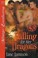 FALLING FOR HER DRAGONS DRAGON
