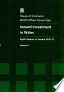 Inward investment in Wales