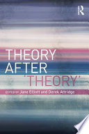 Theory After  Theory