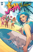 Jem And The Holograms  24 : to get away from it...