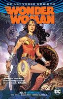 Wonder Woman Vol  4  Godwatch  Rebirth