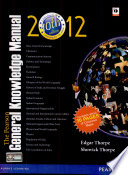 The Pearson General Knowledge Manual 2012