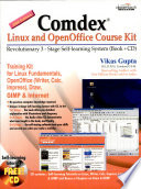 illustration Comdex Linux & Open Office Course Kit 2008 Edition (W/Cd)