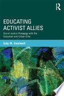 Educating Activist Allies