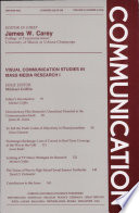 Visual Communication Studies In Mass Media Resources I   Ii