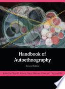 Handbook Of Autoethnography