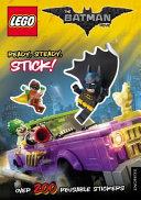 LEGO the Batman Movie  Ready  Steady  Stick