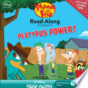 Phineas and Ferb Read Along Storybook  Platypus Power