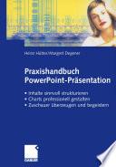 Praxishandbuch PowerPoint Pr  sentation